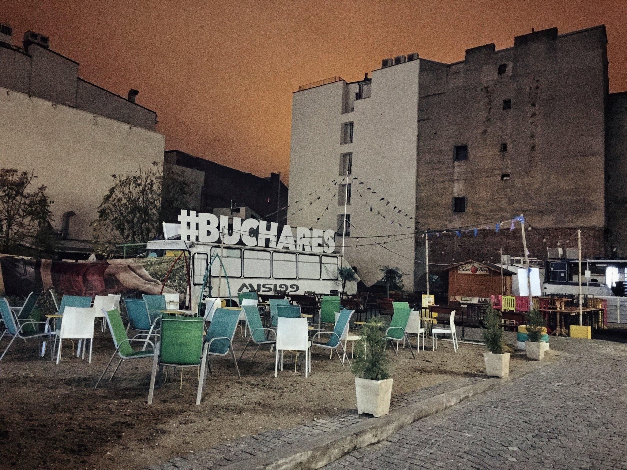 Bucarest, 2016