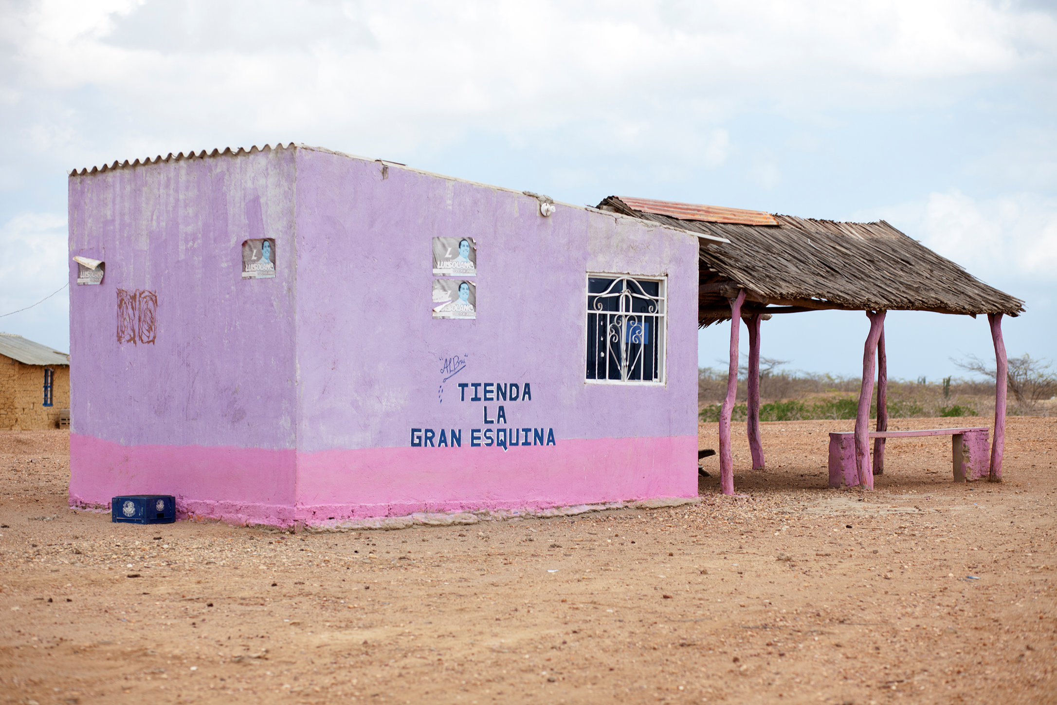 Guajira desert, Colombia, 2015