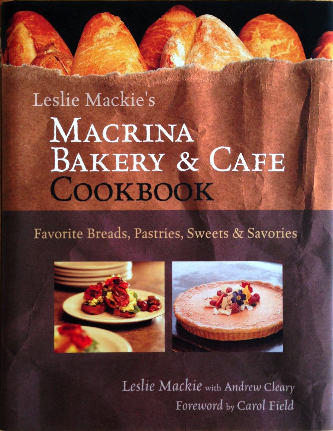 Marina Bakery & Cafe Cover