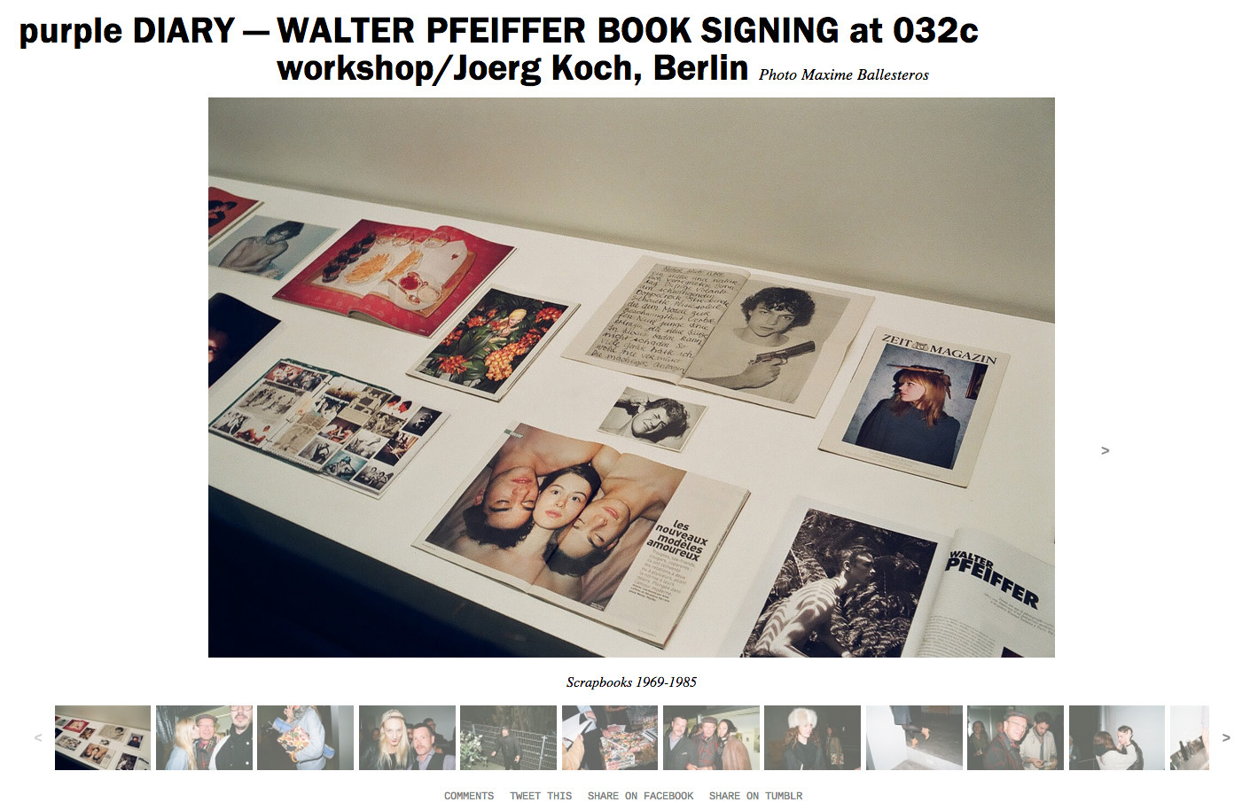 purple DIARY   WALTER PFEIFFER BOOK SIGNING at 032c workshop Joerg Koch  Berlin.jpg