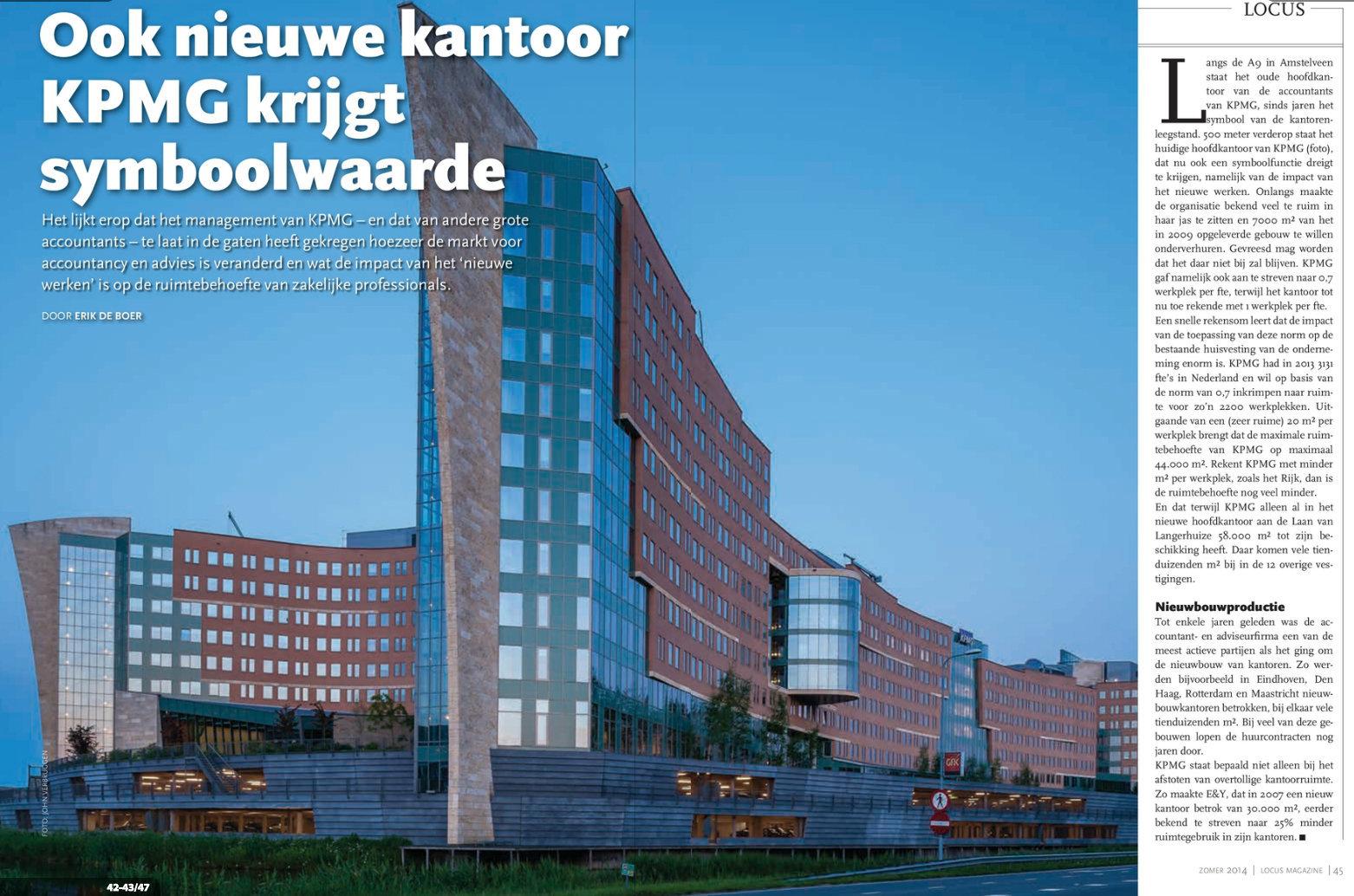 Locus (Bijlage FD) zomer 2014 i.o.v. PropertyNL