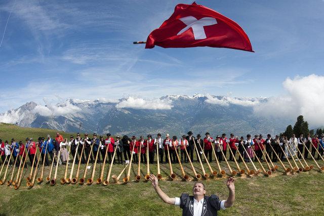 Festival Corps des Alpes - Nendaz -  2010