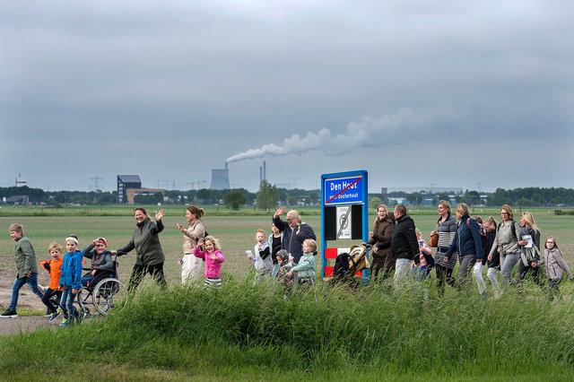 Wandelvierdaagse Oosterhout, 2019