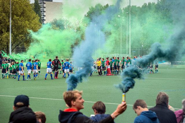 Bredase stadsderby hockeyclubs Push versus Breda, 2017
