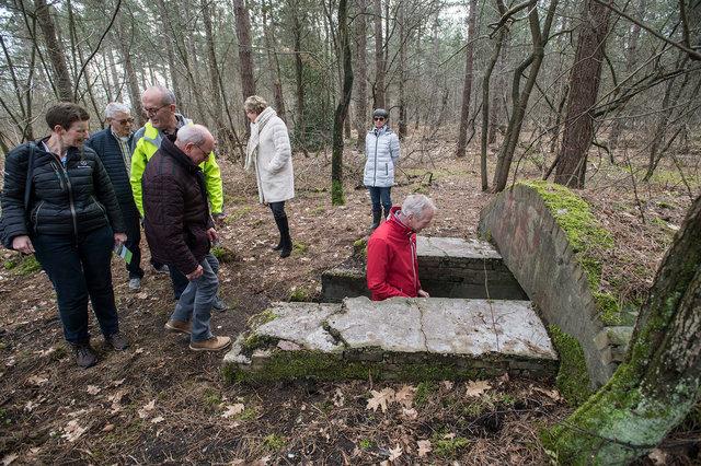 Opening 'Ommetje Blok en Broek', Hulten, 2019