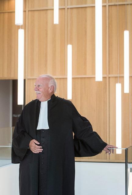 Kees van der Weide, rechter, 2020