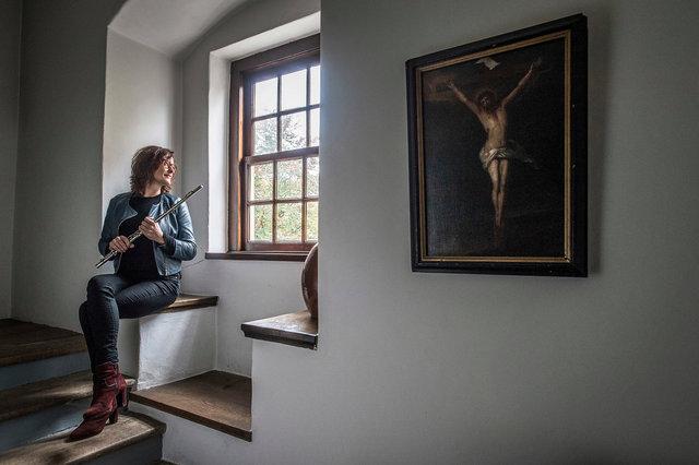 Desiree van Warmerdam, musicus/componist, 2015