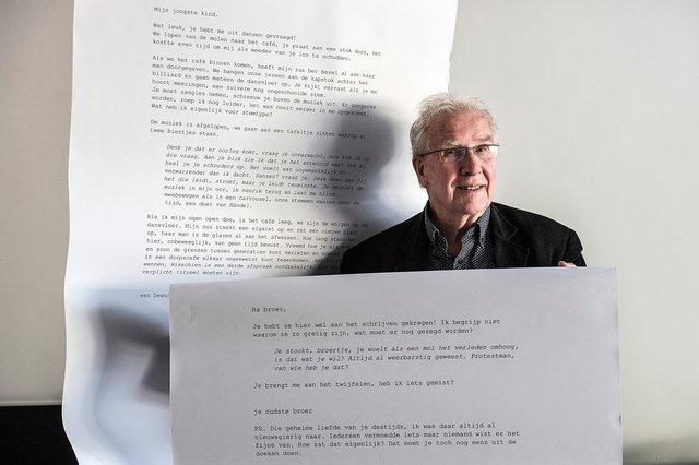 Ben Verschuren, schrijver/dichter, 2019