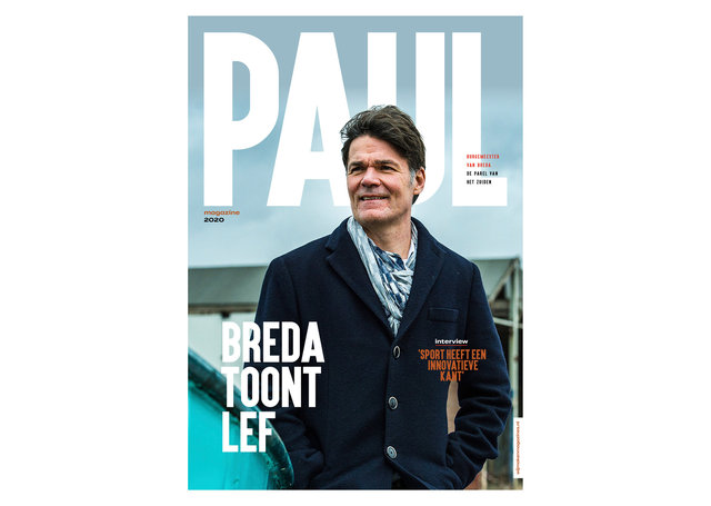 Cover glossy Paul