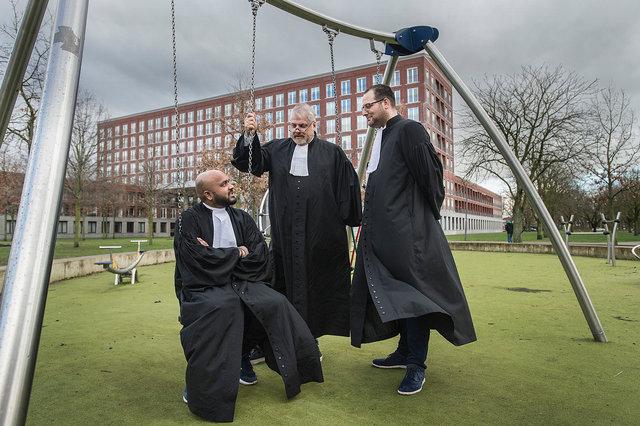 Wiekash Ramnun, Peter Schouten en Patrick Grijpstra, advocaten, 2020