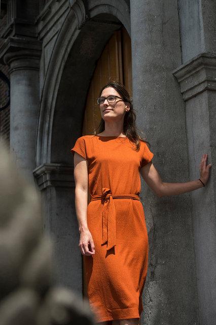 Marit van Gils, onderzoeker Amsterdam UMC, 2020