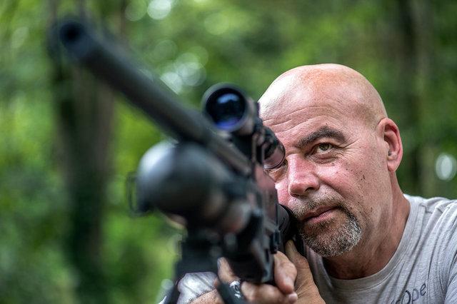 Bo Helsloot, eigenaar Scope Shooting, 2020