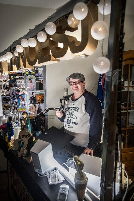 Janoesj Koetsier (DJ Janoesj), 2018