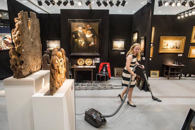 Kunst- en antiekbeurs Art Breda, 2018