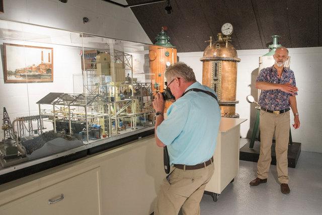 Het Vlasserij Suikermuseum is weer geopend, Klundert, 2020
