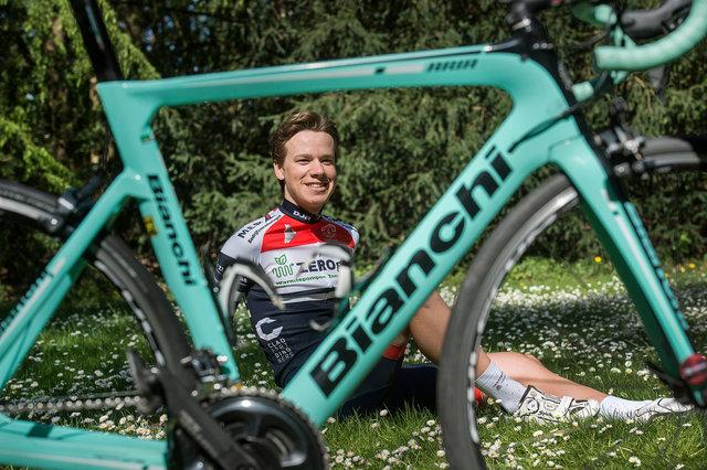 Jaap Roelen, wielrenner, 2020