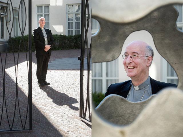 Jan Liesen, bisschop van Breda, 2020