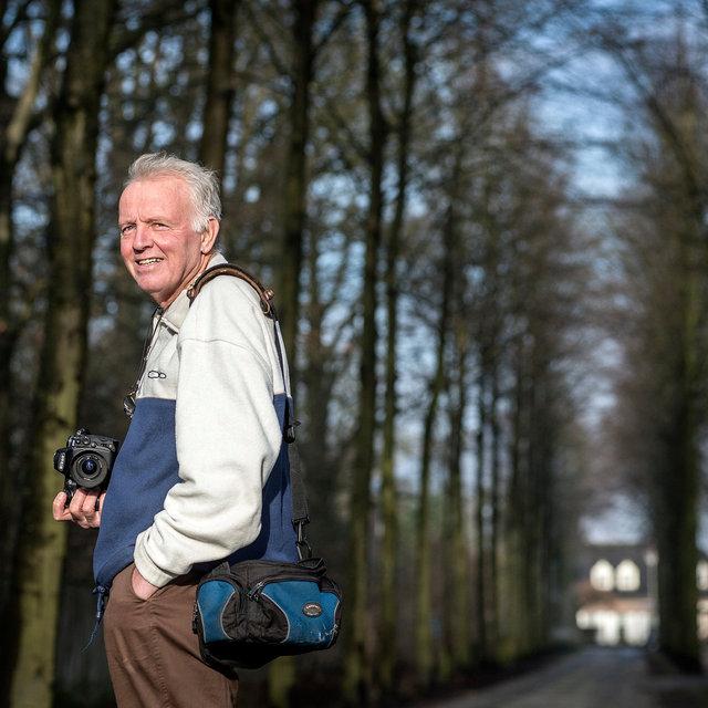 Piet den Blanken, fotojournalist, 2015