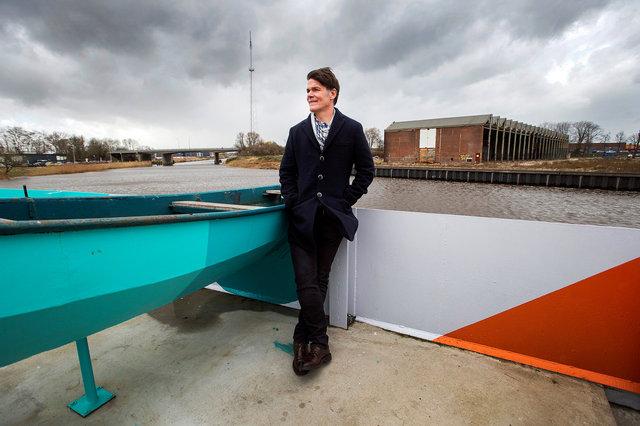 Paul Depla, burgemeester Breda, 2019