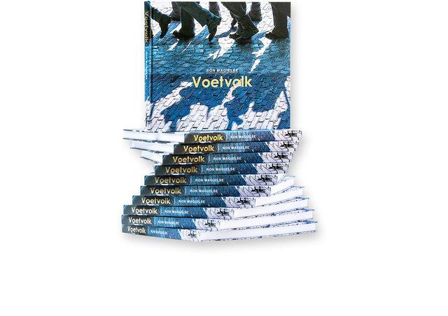 Fotoboek Voetvolk