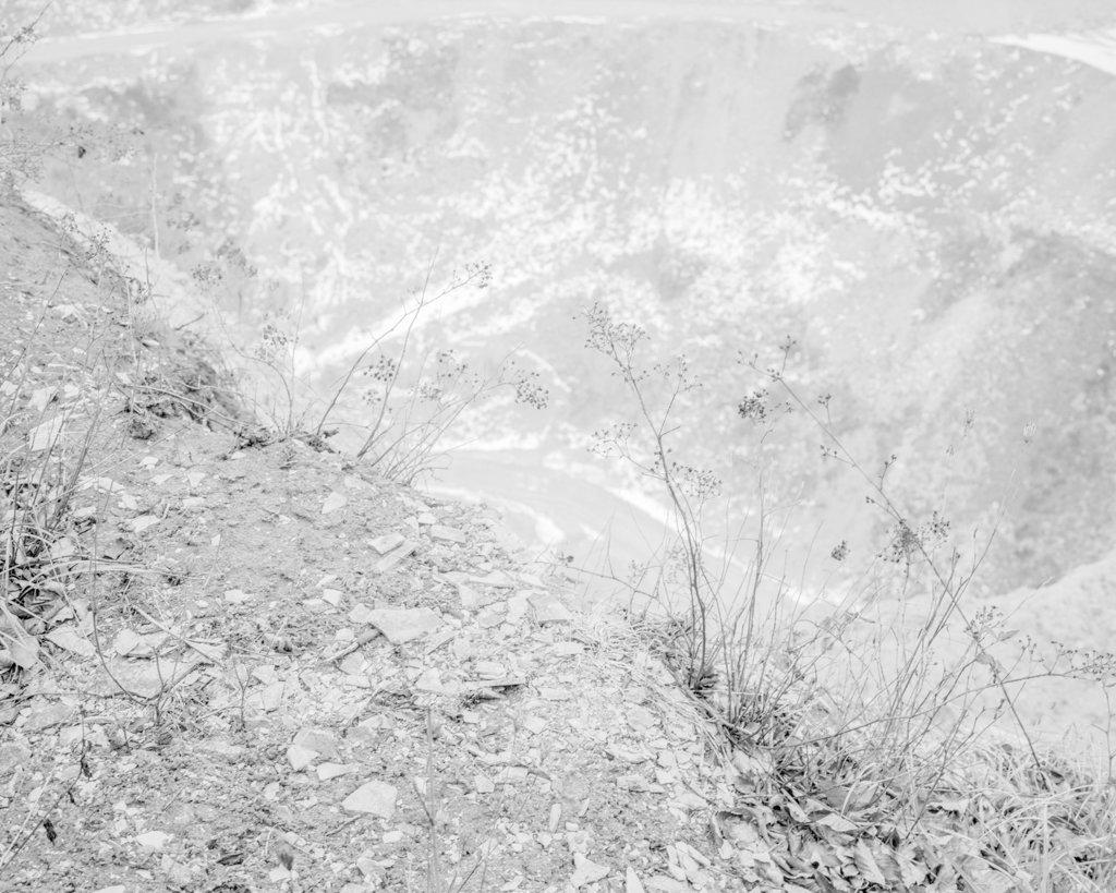 Quarry, 2017, Archival Pigment Print, 50 x 40 cm, Unique Piece