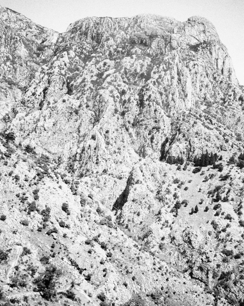 Mountain 01, 2017, Archival Pigment Print, 50 x 40 cm, Unique Piece