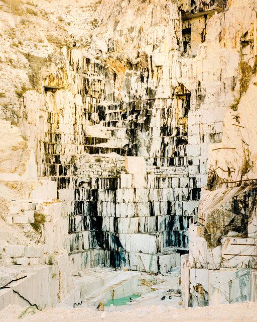 Quarry 02, 2018, Archival Pigment Print, 45 x 36 cm, Ed. 5