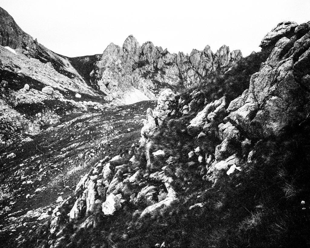Mountains, 2017, Archival Pigment Print, 135 x 108 cm, Unique Piece