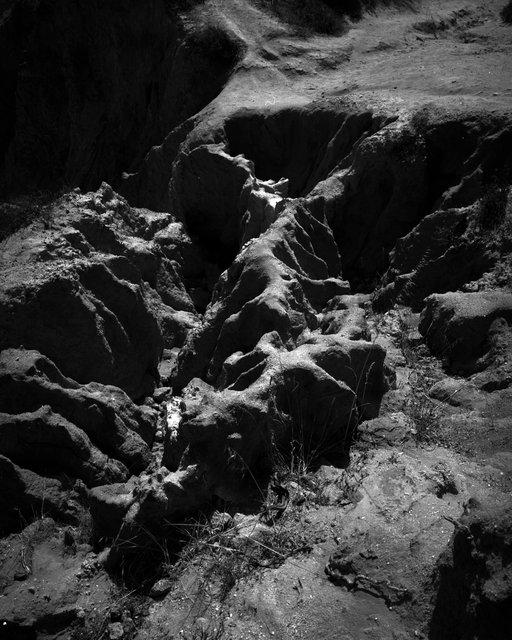 Erosion, 2019, Archival Pigment Print, 42 x 34 cm, Ed. 3 + 2AP