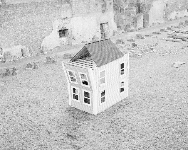 House, 2018, Archival Pigment Print, 42 x 34 cm, Ed. 1 + 1AP