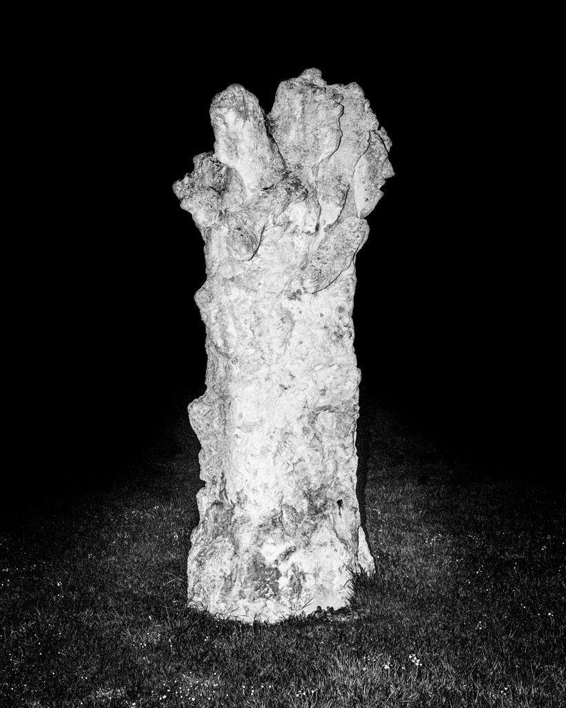 Statue 03, 2017, Archival Pigment Print, 100 x 80 cm, Unique Piece