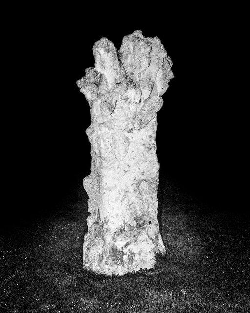Statue 04, 2017, Archival Pigment Print, 100 x 80 cm, Unique Piece
