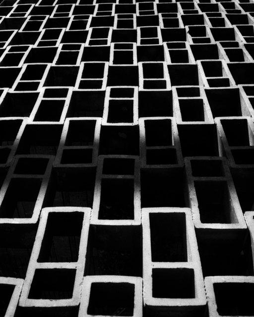 Line of Bricks, 2019, Archival Pigment Print, 45 x 36 cm, Ed. 3