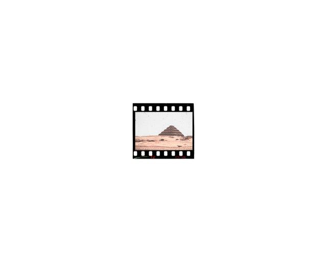 Pyramid Slide, 2017, Slide on Lightbox, 6,3 x 6,3 cm, Unique Piece