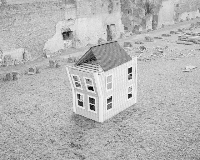 House, 2019, Archival Pigment Print, 45 x 36 cm, Ed. 3