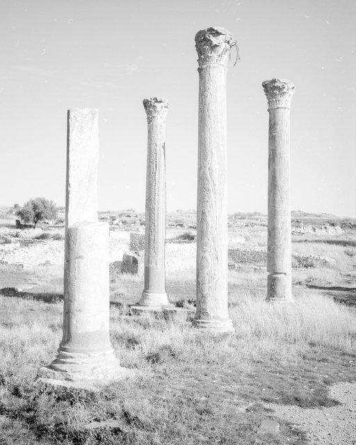 Pillars 03, 2020, Archival Pigment Print, 98 x 78 cm, Ed. 3 + 2AP