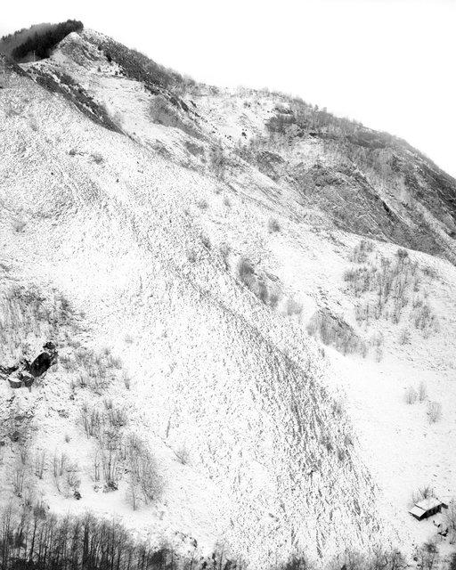 Mountain 03, 2018,  Archival Pigment Print, 98 x 78,4 cm, Ed. 5 + 2AP