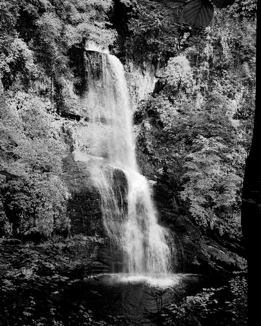 Waterfall 02, 2018,  Archival Pigment Print, 98 x 78,4 cm, Ed. 5 + 2AP / Also Available 135 x 107,8 cm, Ed. 3 + 2AP