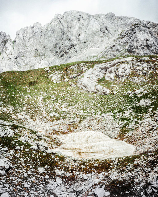 Mountain 02, 2017, Archival Pigment Print, 100 x 80 cm, Unique Piece