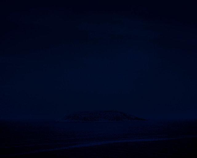 Island 01, 2017, Archival Pigment Print, 25 x 20 cm, Unique Piece