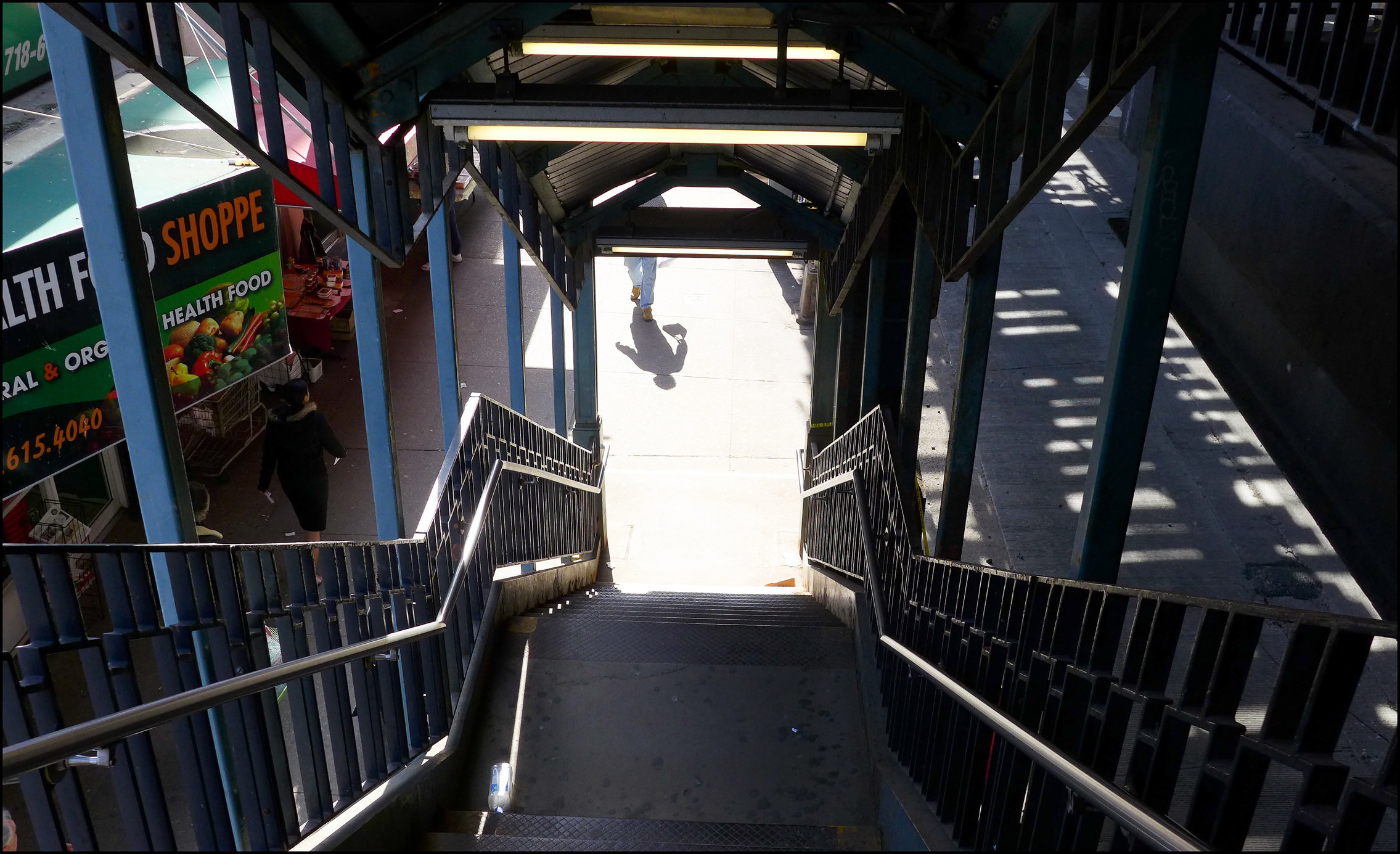 Coney Island Subway, 2013