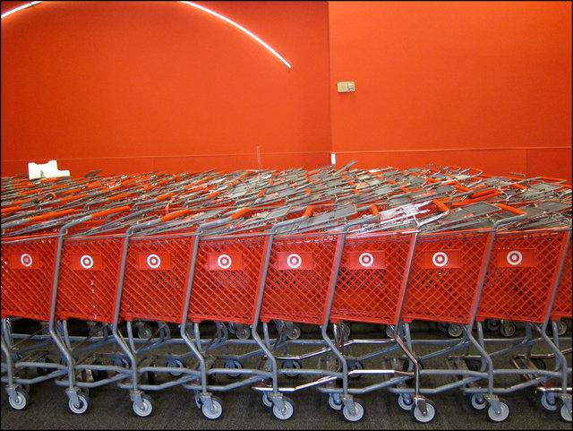 Target Supermarket, 2014