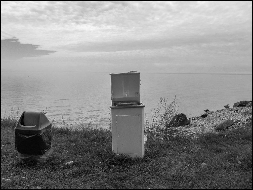 Listvanka, Lac Baïkal
