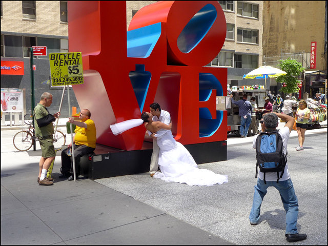Love, New York, 2013