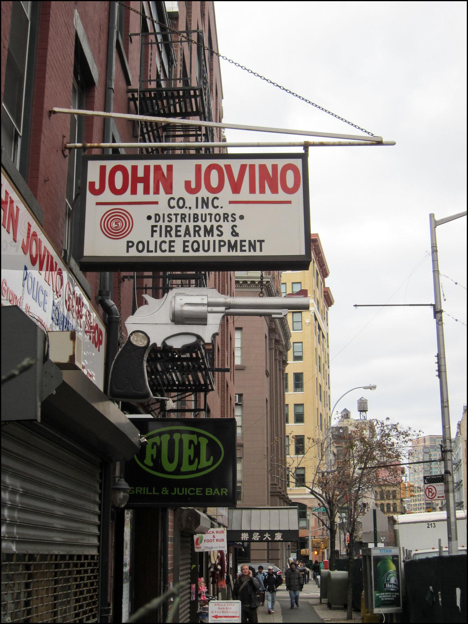 New York City, 2012