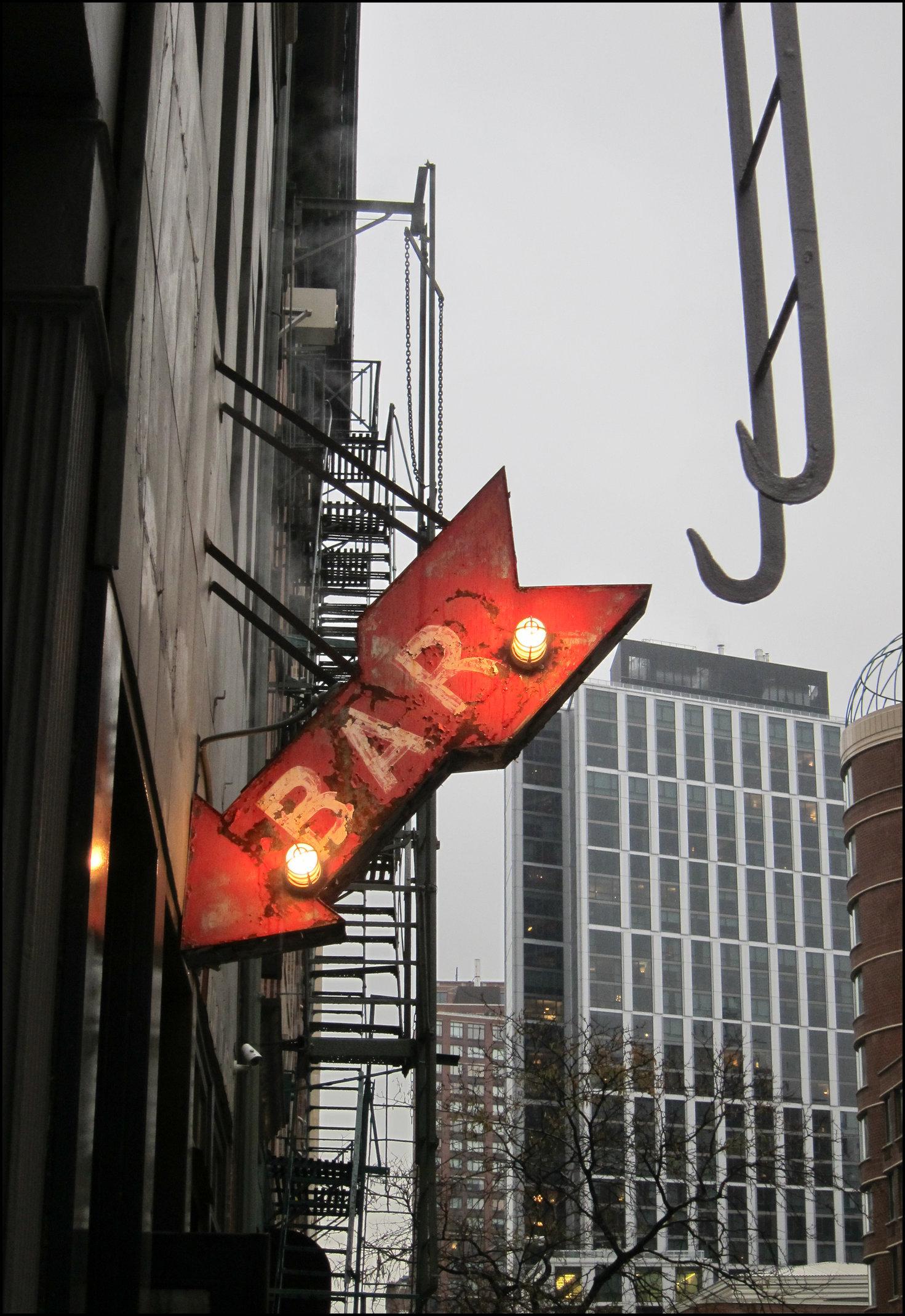 Bar, New York City, 2012
