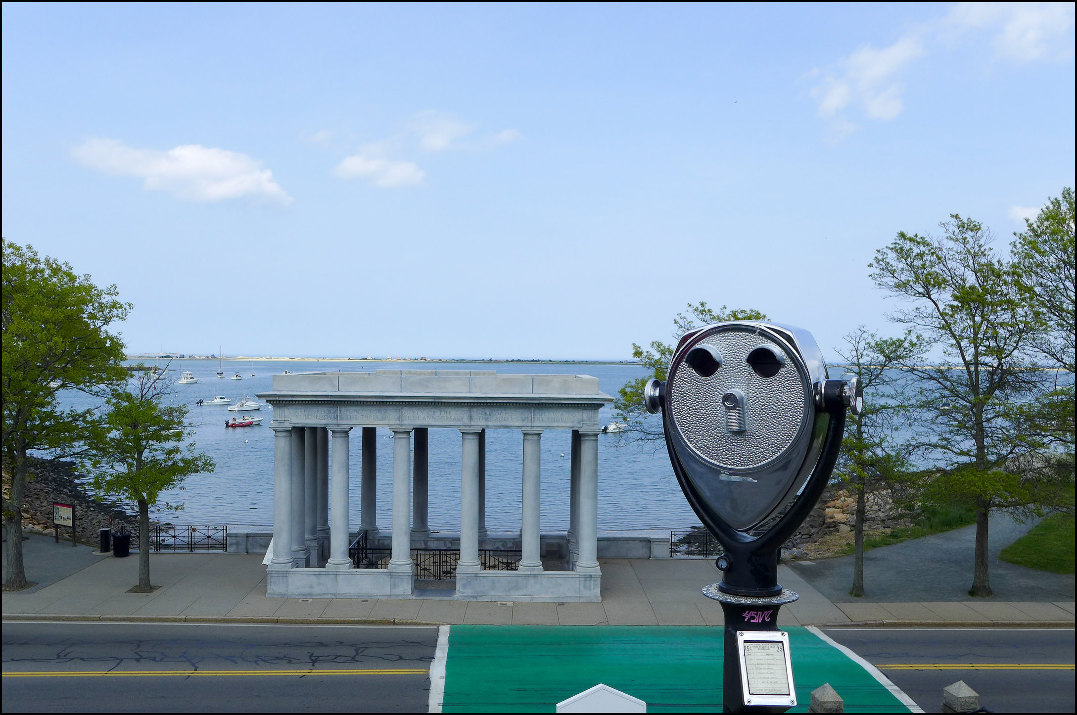 Plymouth Rock, 2013