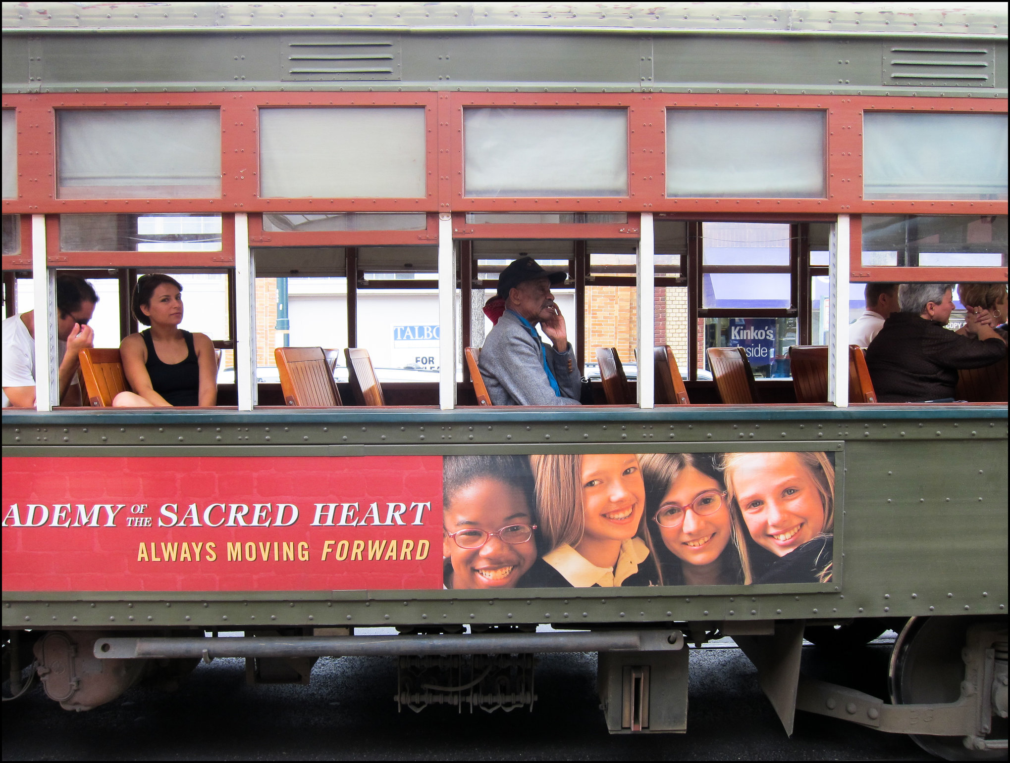 Tramway, New Orleans, 2011