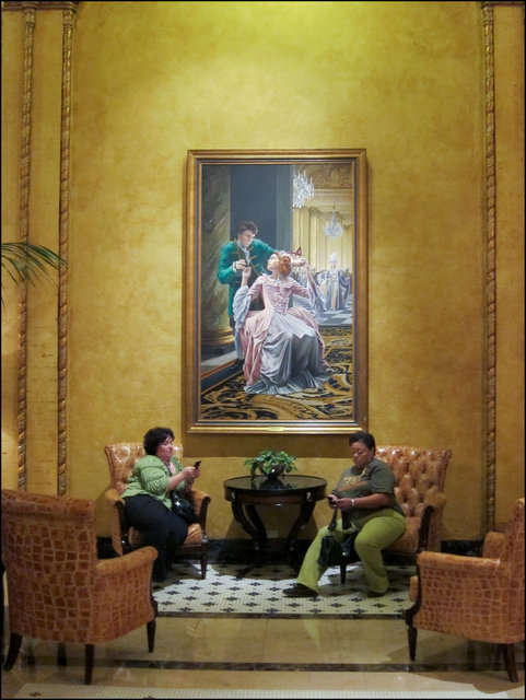 The Roosevelt Hotel, New Orleans, 2011
