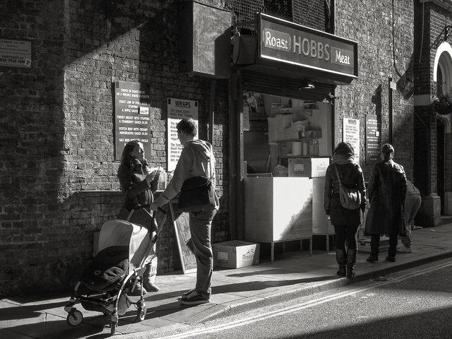 """Borough Market"", London 2010"